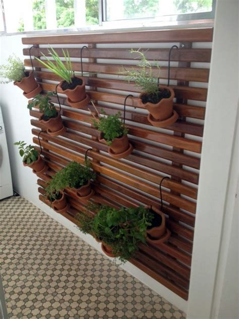 wall wood paneling create a vertical garden for your home by wooden panels