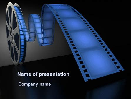 film powerpoint templates  backgrounds