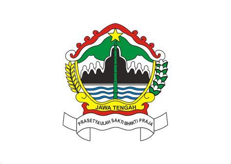 logo jawa tengah vector  logo vector