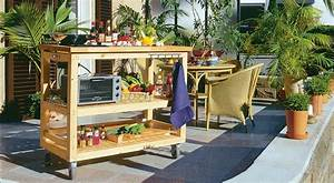 Come Costruire Una Cucina In Legno Per Giardino Con Ruote