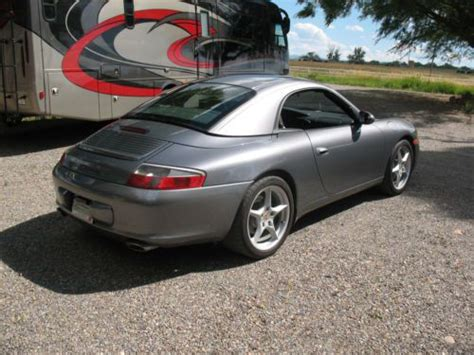 auto air conditioning service 2003 porsche 911 lane departure warning find used 2003 porsche carrera roadster with factory removable hardtop in montrose colorado