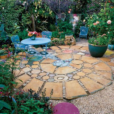 patio ideas and designs sunset