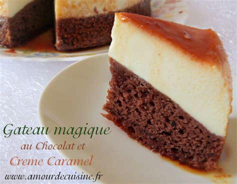 1 amour de cuisine gâteau magique au chocolat amour de cuisine