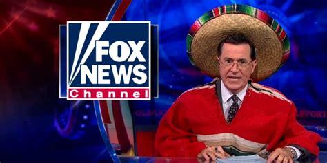 Stephen Colbert Mocks Fox News' Coverage Of Latinos (VIDEO ...