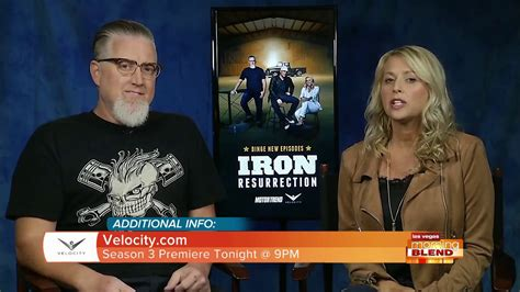 Iron Resurrection Season Premiere Youtube