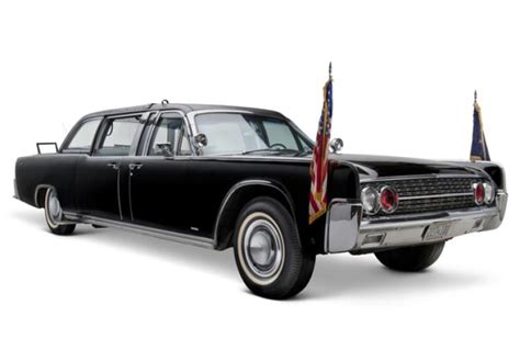 Jfk Limousine by Jfk S Lincoln Limo Served After That Fateful Day In