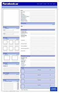 facebook template - historical figures, characters in a ...