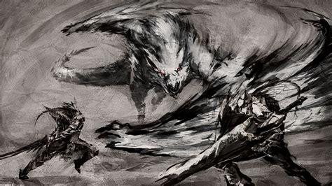 monster hunter fond decran hd arriere plan
