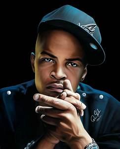 Hip Hop Artists Hiphop Artist Actor Ti By Letmepaintu