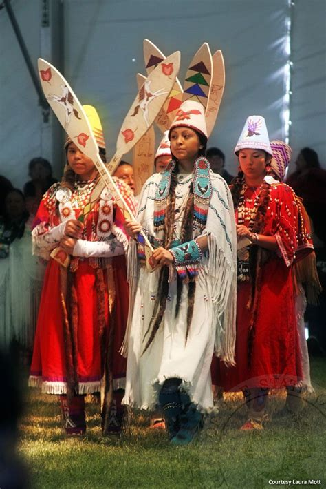 dancers warm springs indians take a turn on center stage