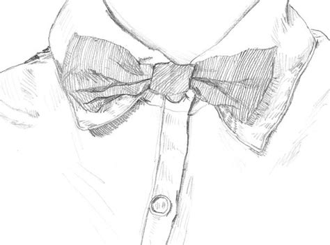 bow tie mj bale garment sketches wwwmjbalecom fashion