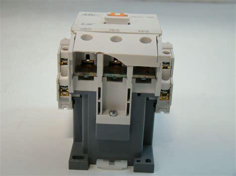 Ebay Ls Industrial Weekley by Ls Industrial Systems Meta Mec Contactor Gmc 65 Ebay