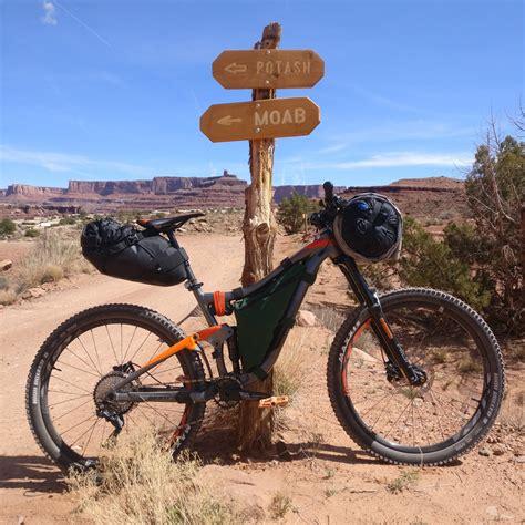 Bikepacking Canyonlands' White Rim Trail - Cycling West ...