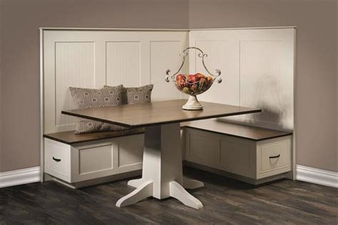 Kitchen Nook Furniture by South Kitchen Nook By Dutchcrafters Amish Furniture