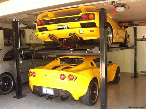 car lifts for garage how to stay safe when working on your car