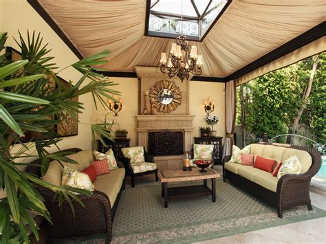 Drop Dead Gorgeous Outdoor Living Rooms Furniture Kitchen Indoor Design Hunting Room Set Designs