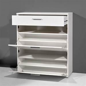 Meuble à Tiroir : meuble chaussures avec tiroir id es de d coration ~ Melissatoandfro.com Idées de Décoration