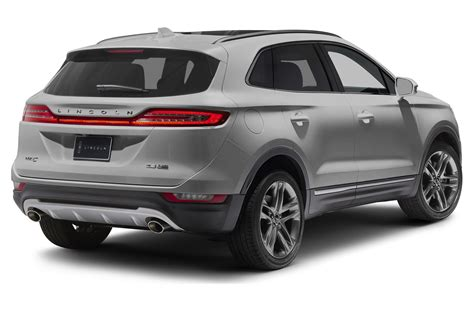 2018 Lincoln Mkc Price Photos Reviews Features