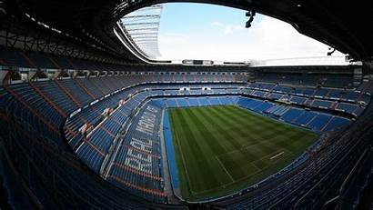 Madrid Bernabeu Santiago Stadium Wallpapers Stadion Tapety
