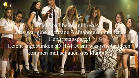 besoffski special edition frauen party