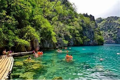 Palawan Philippines Desktop Wallpapers Report Coron Nature