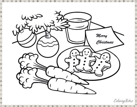 Allow cookies to cool for 5 minutes on the cookie sheet. Funny Christmas Cookies Coloring Pages for Kids Free ...