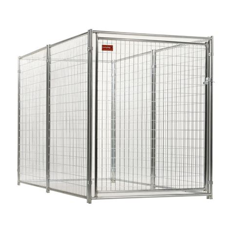 outdoor kennel shop lucky 10 ft x 5 ft x 6 ft outdoor kennel