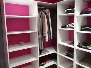 Idée Dressing Fait Maison : dressing sur mesure fait maison blog z dio ~ Melissatoandfro.com Idées de Décoration