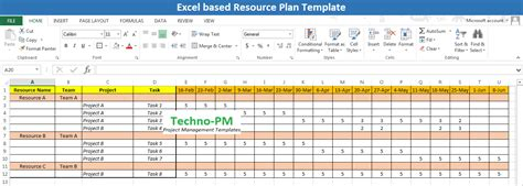 This excel timesheet template is sleek, professional, and makes ideal time cards for employees. Team Resource Planning Template Excel   TUTORE.ORG - Master of Documents