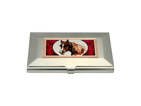 Card Holder With Beautiful Horse Head Business Card Vouchers Visiting Vendor In Noida Uk Mockup Cheapest Printing Use Hindi Thane Cards Staples Or