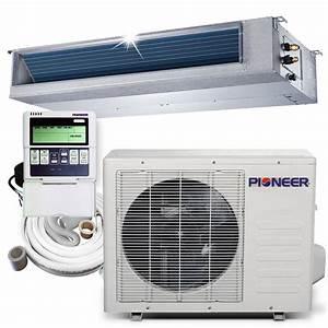 Pioneer 12000 Btu Inverter Ducted Ceiling Concealed Split