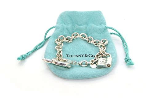 Tiffany And Co. Sterling Lock And Toggle Bracelet For Sale At 1stdibs Ring Engraving Exeter Kidderminster Jewellery Shops Open Near Me Engagement Nordstrom Travel Jewelry Box Harrisonburg Va Jared Fort Worth