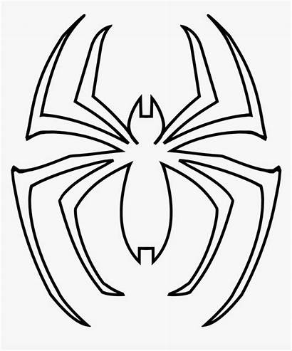 Spiderman Coloring Clipart Spider Pumpkin Google Kindpng