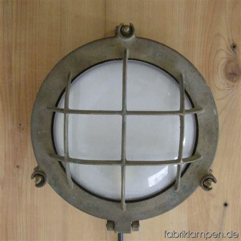 messing schiffslampe fabriklampen