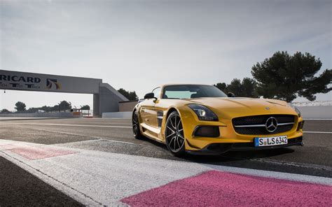 2018 Mercedes Benz Sls Amg Black Series First Drive