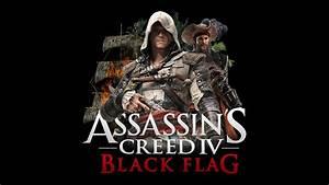 Assassin's Creed 4 Logo Wallpaper