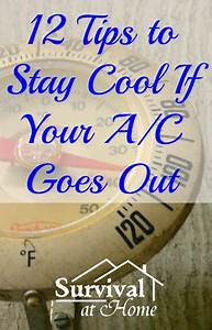 12 Tips to Stay Cool Without Air Conditioning