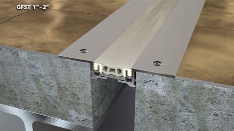 tile retrofit floor expansion joint cover 1 2 quot cs