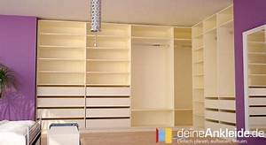 Begehbarer Kleiderschrank Offen : begehbarer eckkleiderschrank ~ Markanthonyermac.com Haus und Dekorationen