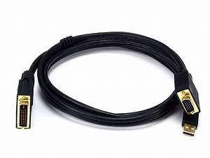 28awg Vga  U0026 Usb  A Type  To M1-d  P U0026d  Cable