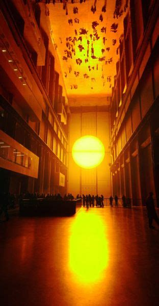 Olafur Eliasson Sun by Quot Artificial Sun Quot By Olafur Eliasson Tate Modern