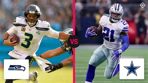 nfl  wild card seahawks  cowboys preview