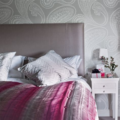 gray and pink bedroom ideas secret ice pink and grey bedroom ideas 18815 | Bedroom modern Livingetc9