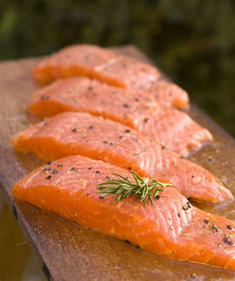 cooking salmon top 5 foods for glowing skin the balanced blonde