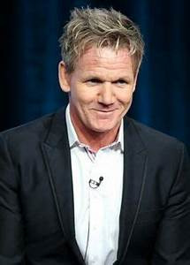 Gordon Ramsey Inspired me to try culinary arts in high ...