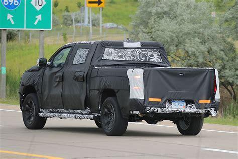spy shots     ram  pickup truck