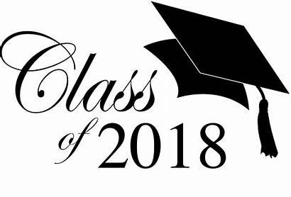 Graduation Class Clipart Clip Cap Geographics Seniors