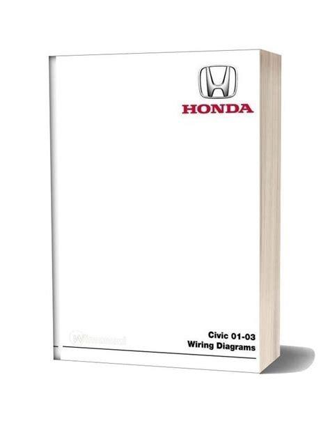 Honda Civic Wiring Diagram