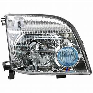 Front Right Rhs Headlight Lamp For Nissan X