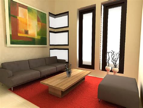 Simple Living Room Interior Design Photos